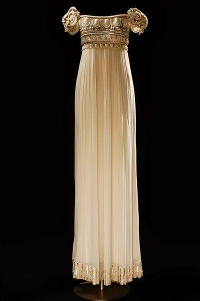 Christian Dior, Paladio dress