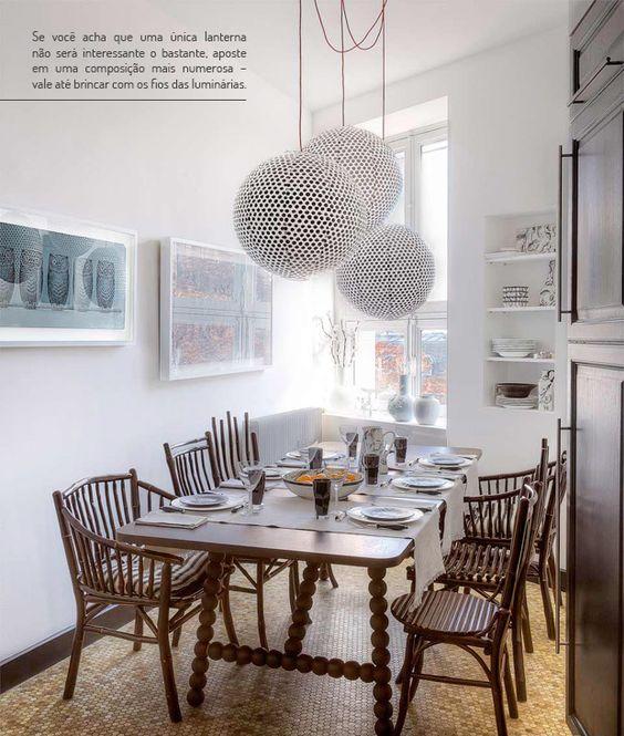 Aprenda a usar as charmosas lanternas japonesas. Veja: http://www.casadevalentina.com.br/blog/materia/lanternas-japonesas--como-usar.html #decor #decoracao #details #detalhes #charm #interior #design #dining #casadevalentina