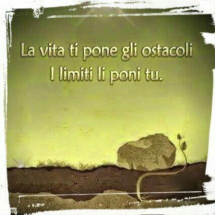 Sei la fine di tutti i limiti che superi (cit. Negramaro)  Blog.EssereFelici.org: