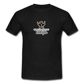 Einfach Geil fauler Ninja T-shirt~ 4