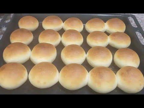 خبز البرغر القطني سهل التحضير وصفة ناجحة ومضمونة يجي مقطن وخفيف روووووعة Youtube Cooking Recipes Hamburger Bun Recipes
