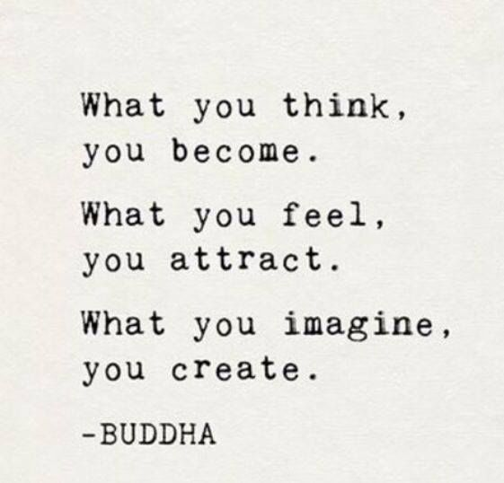 The law of attraction is impersonal, and whatever we focus on with feeling is bringing it to us.