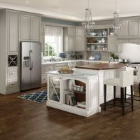 Soft, Neutral Colors in the Kitchen | Kitchen Sinks & Faucets - Stainless Steel, Undermount & Double Bowl Sinks