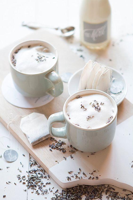 Saturday Sips: London Fog | Evermine Occasions | www.evermine.com #drink #recipe: