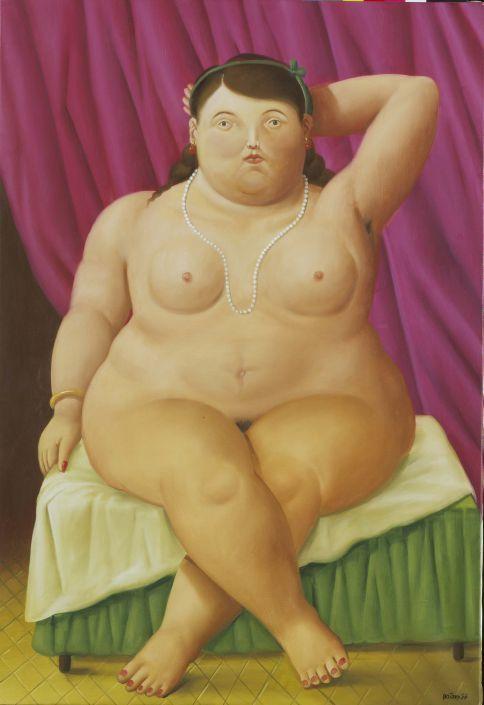 por Botero:
