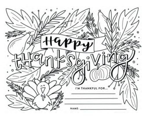 Thanksgiving Coloring Pages Pdf In 2020 Thanksgiving Coloring Pages Free Thanksgiving Coloring Pages Thanksgiving Coloring Sheets