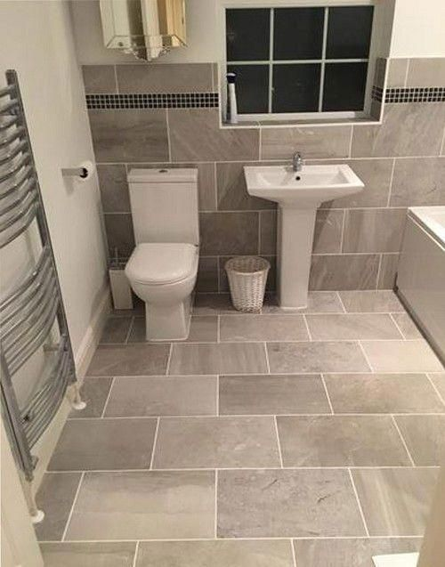 Variato Grey Tile Modernhomedecorbathroom Grey Bathroom Tiles Bathroom Layout Bathroom Decor