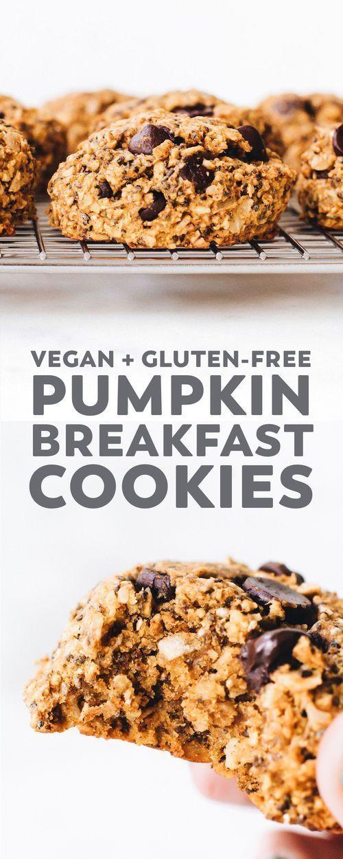 Pumpkin Breakfast Cookies Recipe With Images Pumpkin Breakfast Pumpkin Breakfast Cookies