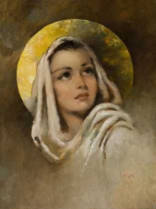 La Vierge Marie de Florence Kroger: