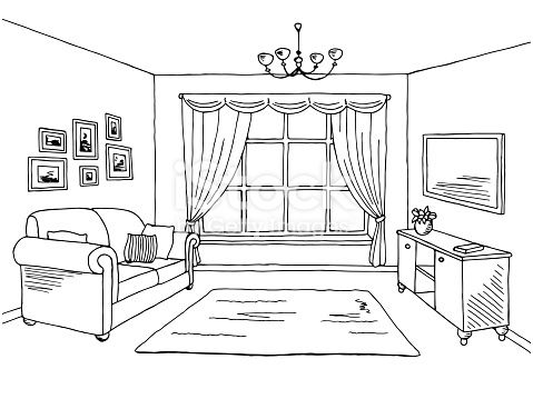 50 Simple Living Room Clipart Gallery Mestyso Ideas With Images