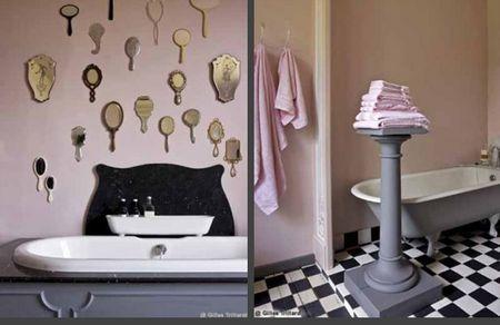 I love the mirrors!!