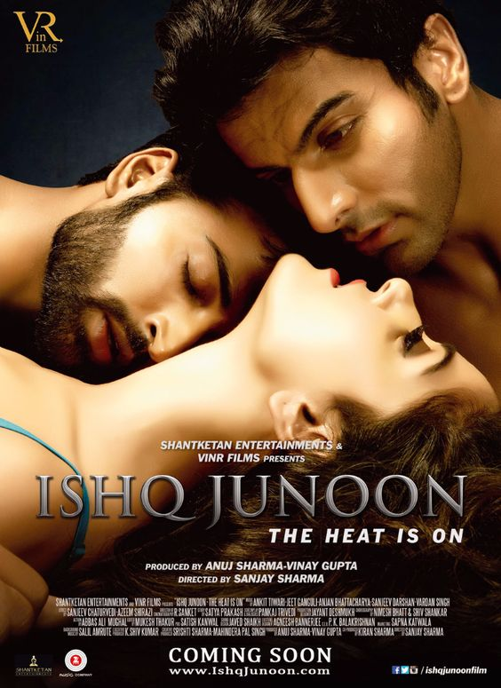Ishq Junoon (2016) Movie Poster No. 4