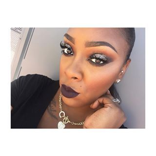 Myia Las Vegas MUA  @makeupbymyia Instagram profile - Pikore