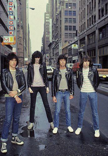 The Ramones in New York City