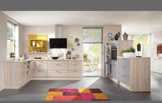 Catalogo 2017 Nobilia Cucine - Cucina in legno Kitchens - nobilia küchenplaner online