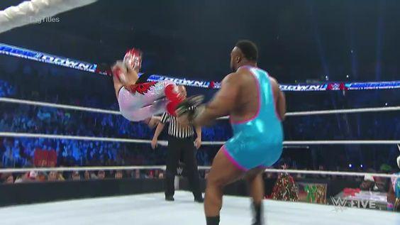 Resultados de SuperSmackDown en VIVO — Dic. 22, 2015: Dean Ambrose defendió el Campeonato Intercontinental ante Dolph Ziggler y Kevin Owens | WWE.com