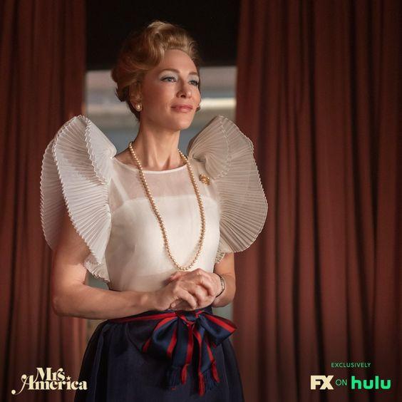 Mrs America On In 2020 Sopranos Barbie Dream Cate Blanchett