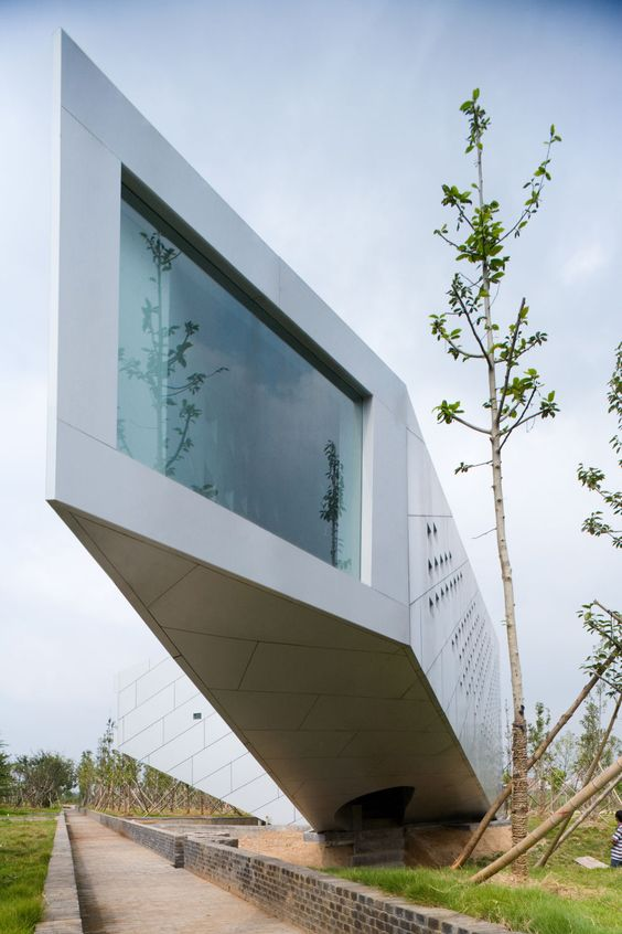 Jinhua China  city photos : No.16/Book Bar | Jinhua Architecture Park in Jinhua City, China ...