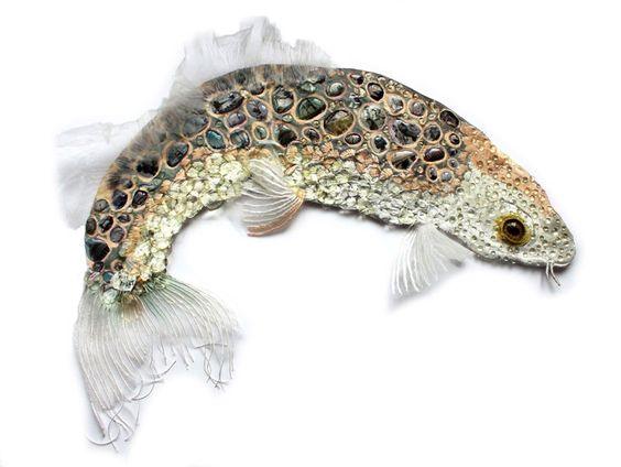 Textile artist Karen Nicol thames traveller ejpg Karen Nicol interview: The versatility of textiles