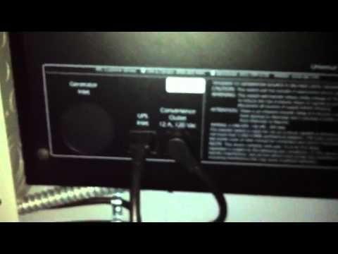 APC Transfer Switch Setup