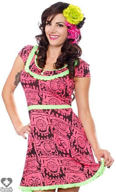 DRESS | Patsy Monster Mash* Beserk