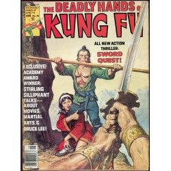 Marvel. The deadly hands of kung fu. 25.