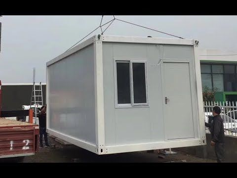 10ft Modular Iso Shipping Cabin Kiosk Container House Frames Contact Us Shirley Containe In 2020 Container House Shipping Container Home Designs Container House Design