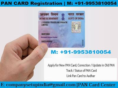 Companysetupindia Company Registration And Setup Formation Register Open In India Ultimate Pan Card Registration Consul How To Apply Registration Cards