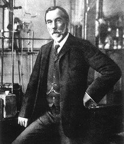 helium and sir william ramsay Sir william ramsay: memorials of his life and work, 1918  with helium and  argon added to the periodic table, ramsay sought to fill the gap.