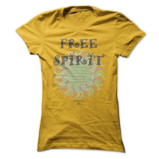 Free Spirit - #design t shirt #army t shirts. TAKE IT => https://www.sunfrog.com/LifeStyle/Free-Spirit-Ladies.html?id=60505