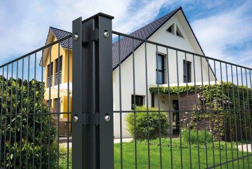 Panele Ogrodzeniowe 2d Ogrodzenia Panelowe 2d 6678281209 Oficjalne Archiwum Allegro House Styles Carport Mansions