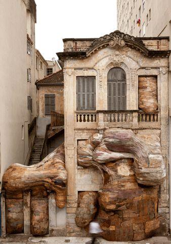 PIPA - Prêmio IP de Arte | Henrique Oliveira Casa dos Leões 2009