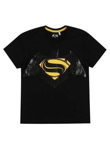 Camiseta preta Batman vs Superman - Visite Riachuelo.com.br