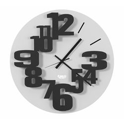ARTI E MESTIERI horloge murale BIG PERSEO