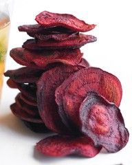 """Beet chips - beautiful and tasty!"""" data-componentType=""""MODAL_PIN"""