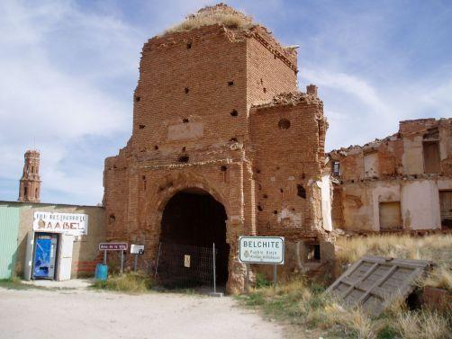 Pueblo viejo de Belchite 7f0053ad2b8223e6564dbb03553bf5bb
