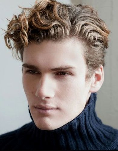 Best 44 Quiff Haircuts For Men 2019 Top Styles Covered Men S Curly Hairstyles Curly Hair Men Wavy Hair Men