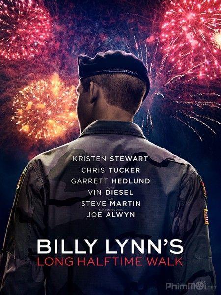 Phim Billy Lynn và Cuộc Chiến Nửa Đời Người