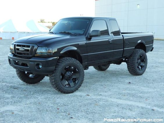 ford ranger lifted   Ford Ranger Forum - Forums for Ford Ranger enthusiasts! - Rangeron35s ...