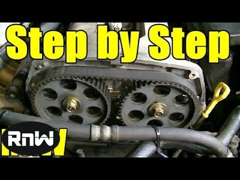 Kia Spectra Timing Belt Replacement 1 8l Dohc Engine Part 1 Youtube This Is Part 1 Of A 2 Video Series Where I Show You Timing Belt Kia Car Repair Diy