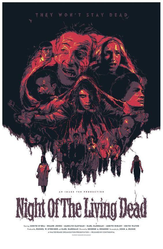 #poster N.O.T.L.D by Grzegorz Domaradzki, via Behance