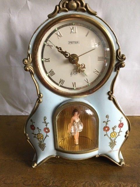 Rensie Germany Musical Alarm Clock