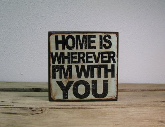 Home Is Wherever I'm With You  Edward Sharpe and the by MatchBlox, $29.00