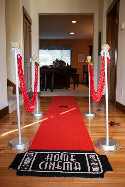 """Throw a """"movie theater"""" party where guests start at your house for concessions and treats, and then take an excursion to a real theater to see a move! Kids would love this!"""