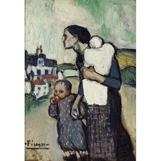 La madre, 1901