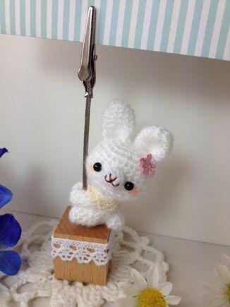 conejo amigurumi pagina japonesa