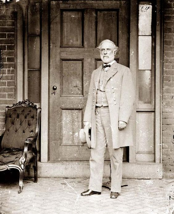 General Robert E. Lee. It was created between 1860 and 1865