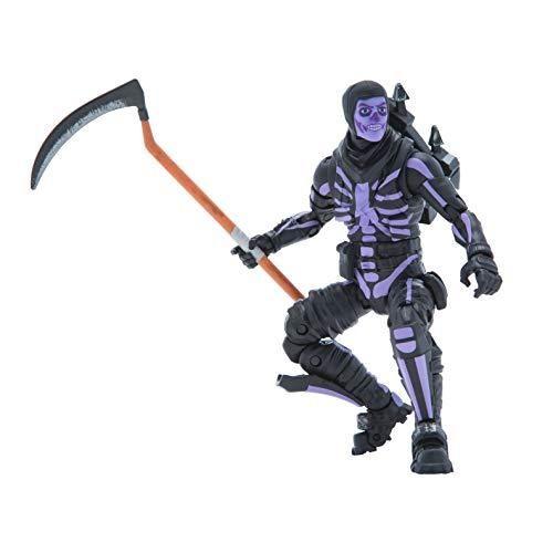 Skull Trooper Fortnite Legendary Series 6in Figure Pack Purple Glow Fortnite Trooper Epic Games Fortnite