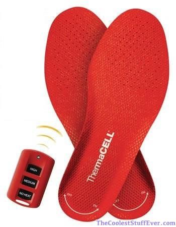 Heated Rechargable Shoe Insoles