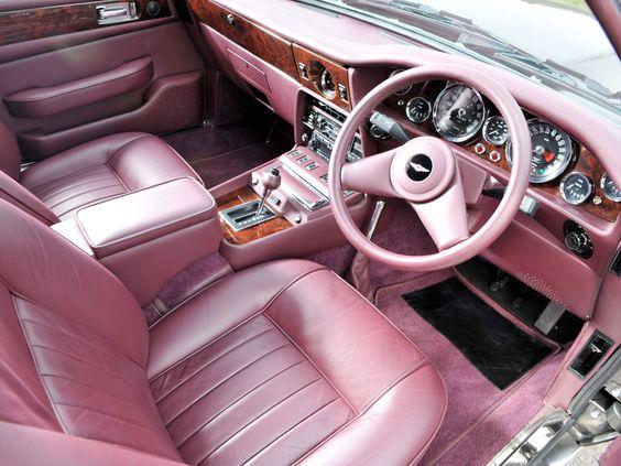 1974 Aston Martin Lagonda Series I